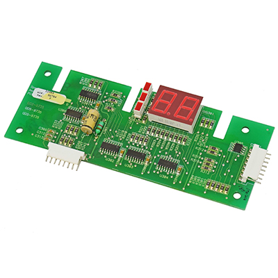 tanning bed circuit board