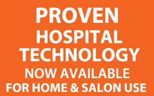 Proven hospital technology