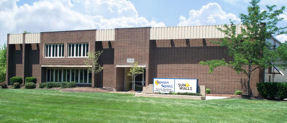 suntan supply offices in Avon Ohio