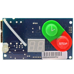 ETS 27448-02 TANNING BED TIMER PCB