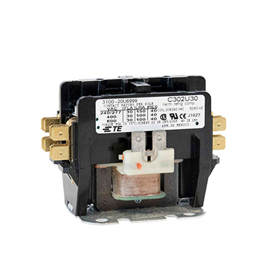 ETS TANNING BED CONTACTOR/RELAY
