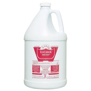 LUCASOL one step disinfectant