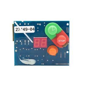 ETS TANNING BED 27449-04 20 MINUTE PCB BOARD