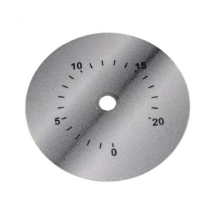 ETS TANNING BED DIAL TIMER OVERLAY