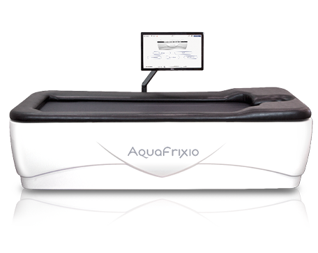 aqua frixio water therapy massage treatment unit