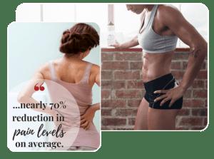 fit bodywrap women sweat workout