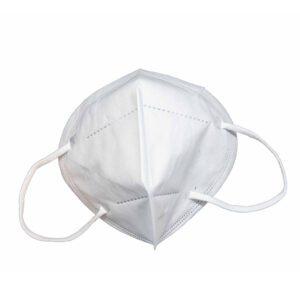 folded nose medical mask